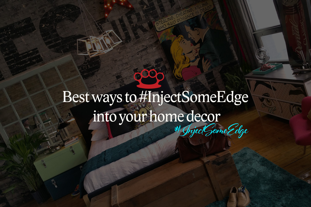 Inject Some Edge - teb interiors
